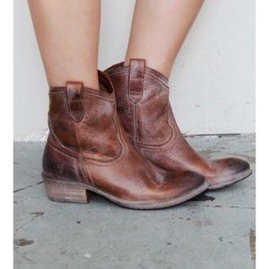 Frye Carson Short Boot